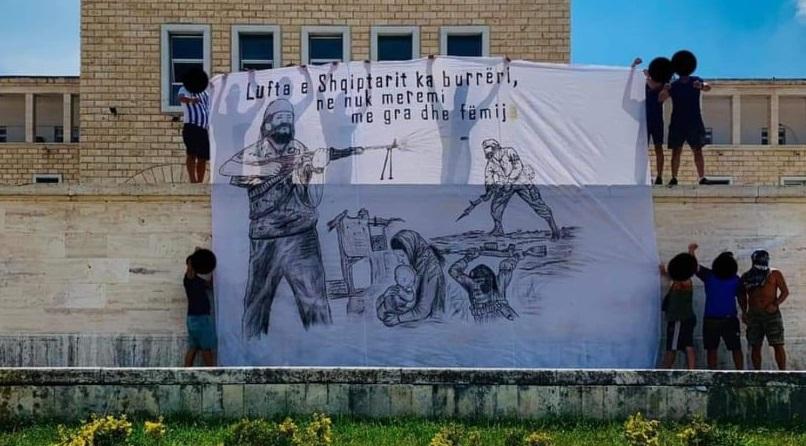 Tirana luan ndaj serbëve, tifozët: Kosova, zemra e Shqipnisë!
