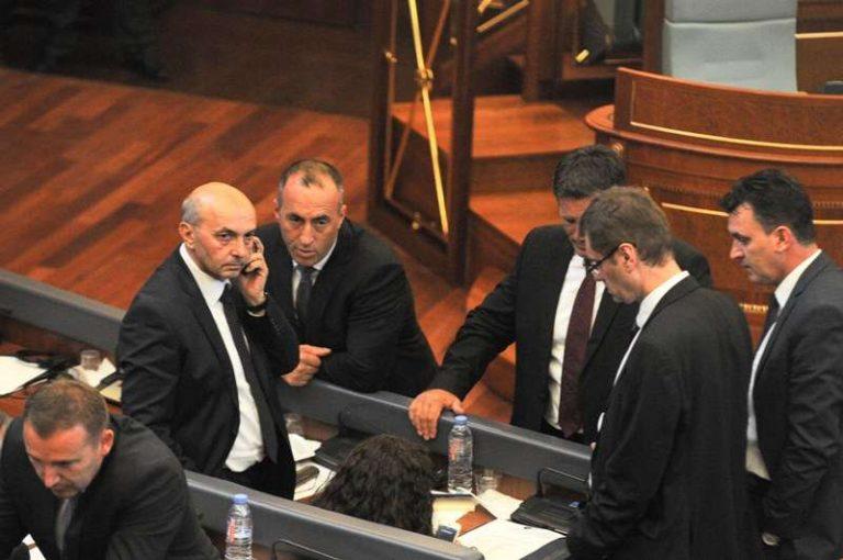 Haradinaj tregon prishjen e raporteve me LDK-në