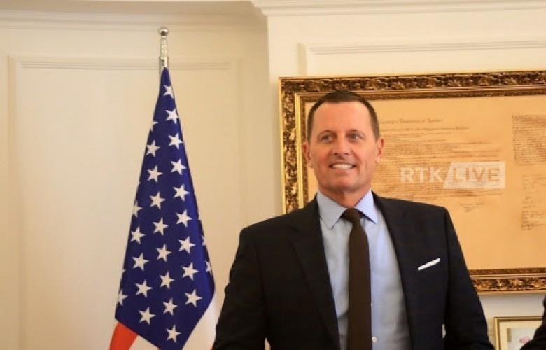 GRENELL: NËSE KOSOVA E SERBIA DUAN DOLLARËT AMERIKANË – DUHET PROGRES