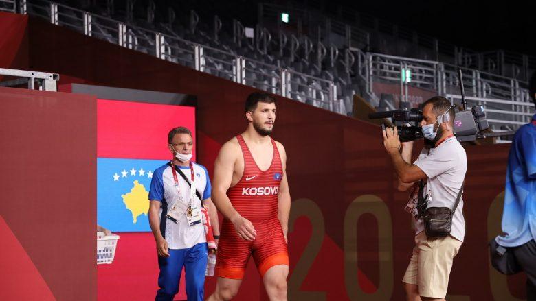 Mundësi Suharekas Egzon Shala mposhtet në çerekfinale, shpresohet në medaljen e bronztë nga repesazhi