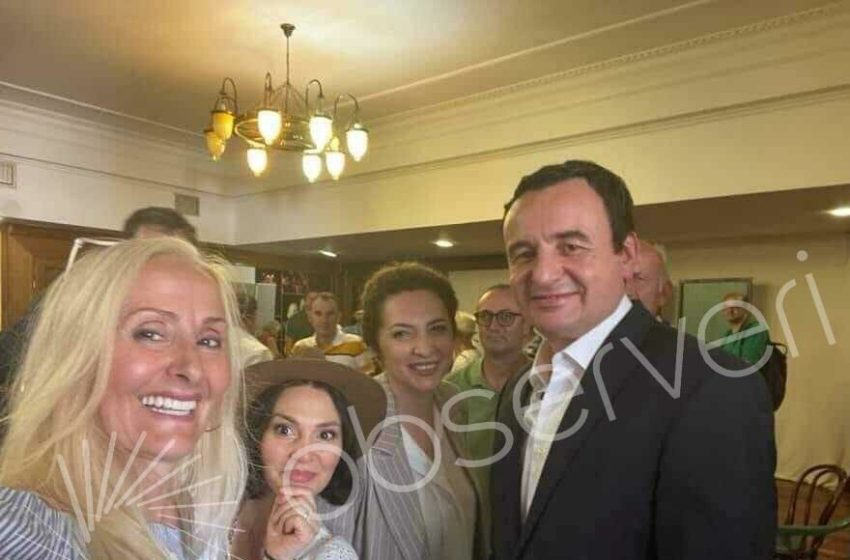 A do ta braktisë Albena Reshitaj AAK-në për t'iu bashkuar Lëvizjes Vetëvendosje!?