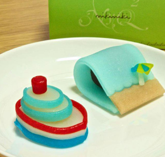 日式甜點生八橋