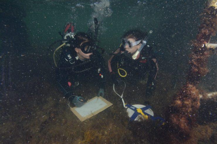 オーストラリア 水中考古学 7