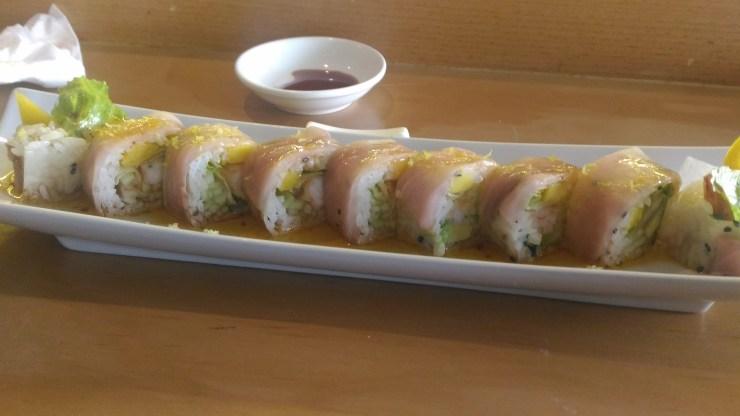 メキシコ 寿司 4