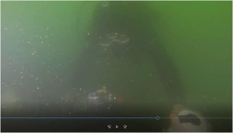 水中考古学 ウルグアイ