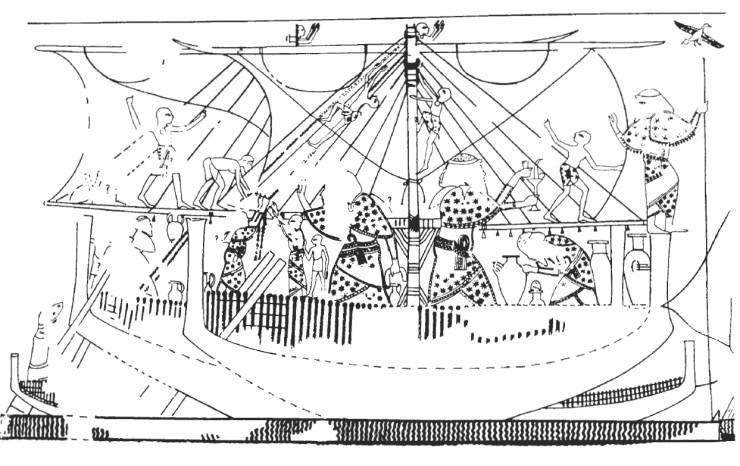 フェニキア 水中考古学