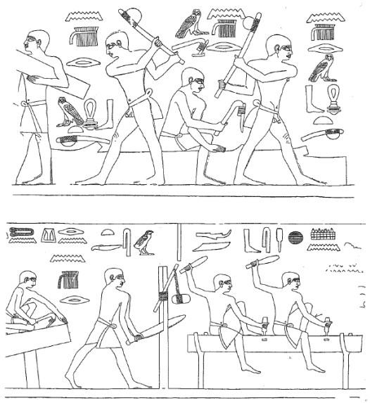水中考古学 エジプト 墓 2