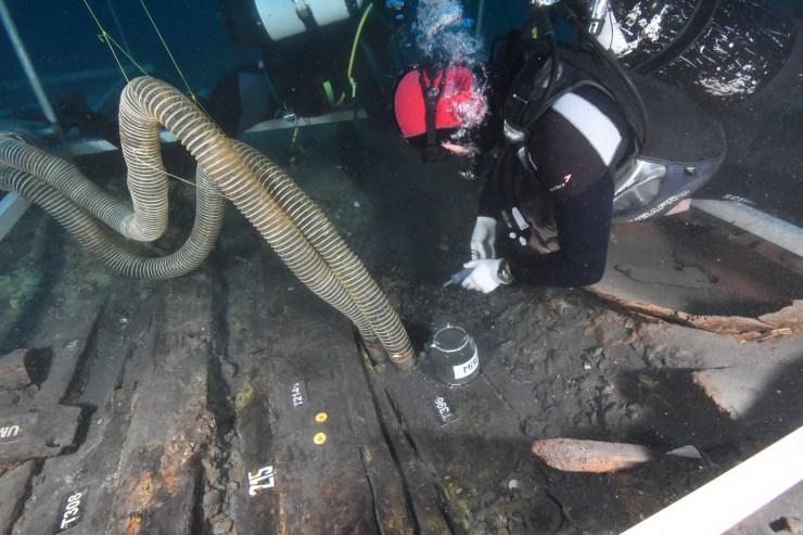 クロアチア 水中考古学 9