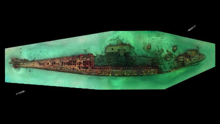 メキシコ 水中考古学 12