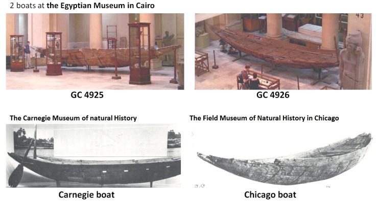 エジプト 水中考古学 ダッシャーボート