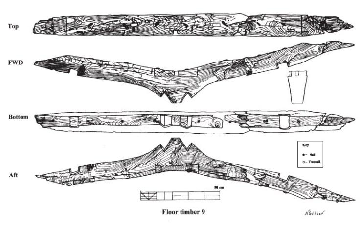 水中考古学 イスラエル 11