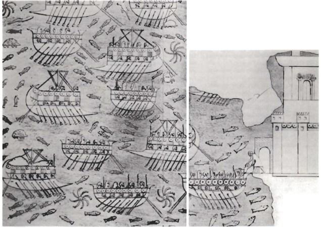 水中考古学 ガレー船 13