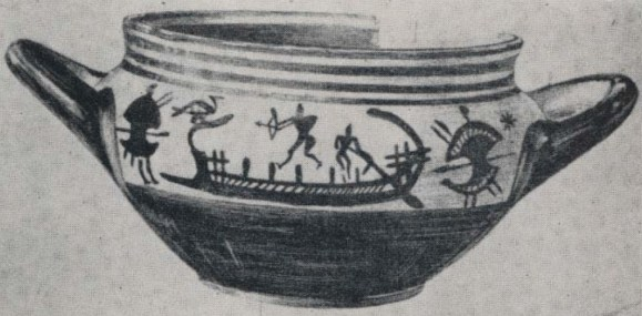 水中考古学 ガレー船 4