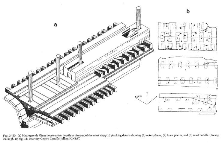 水中考古学 古代 ローマ 沈没船 8