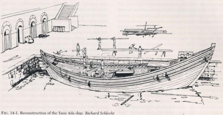水中考古学 中世 地中海 ヨーロッパ 沈没船 2