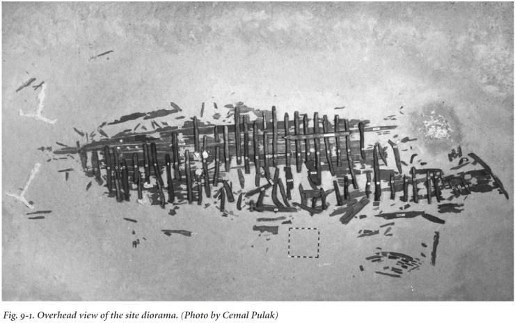 中世 地中海 ヨーロッパ ローマ 水中考古学 沈没船 6