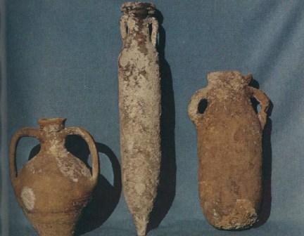 中世 地中海 水中考古学 ヤシ・アダ 沈没船 23
