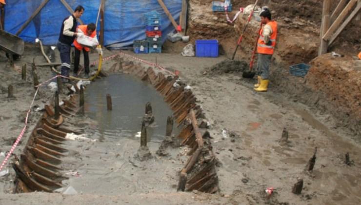 ヨーロッパ 沈没船 東ローマ ビザンティン 水中考古学 5