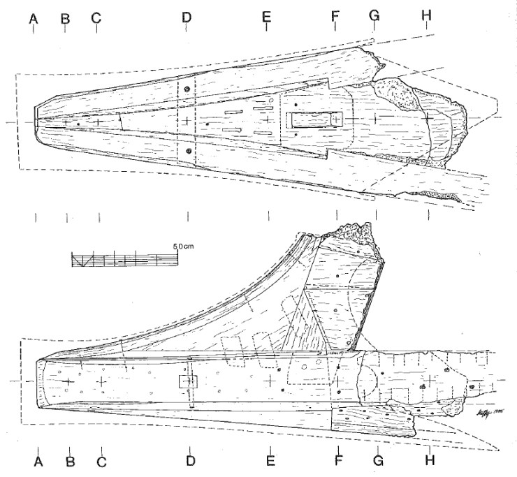水中考古学 ラム 古代 兵器 7