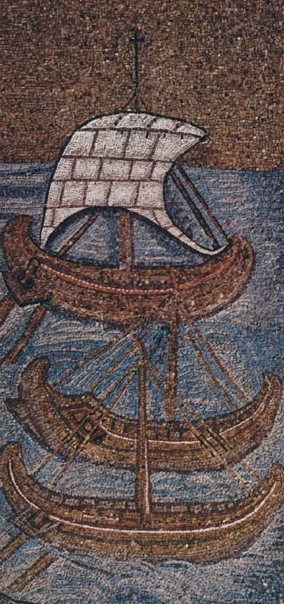 中世 地中海 水中考古学 ヤシ・アダ 沈没船 2