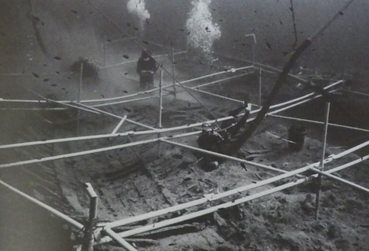 水中考古学 キレニア 4