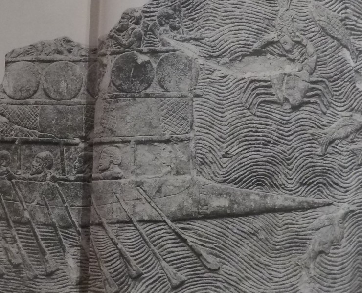水中考古学 ガレー船 22