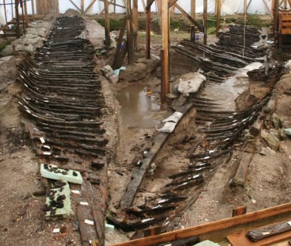 水中考古学 中世 ヨーロッパ 東ローマ 沈没船 トルコ