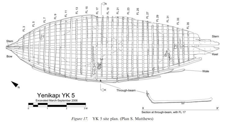 ヨーロッパ 沈没船 東ローマ ビザンティン 水中考古学 14
