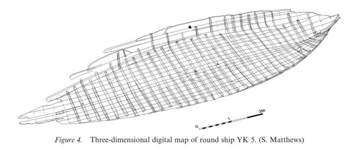 ヨーロッパ 沈没船 東ローマ ビザンティン 水中考古学 16