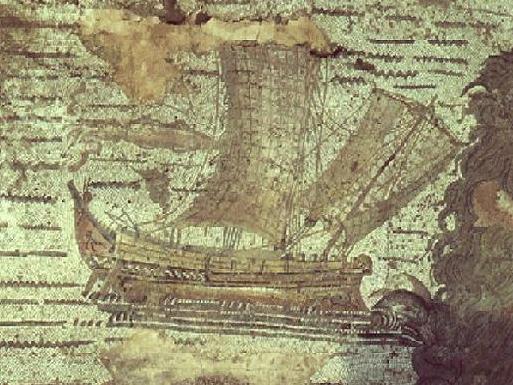 水中考古学 古代 ローマ 沈没船 10