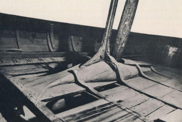オセバーグ 船 14