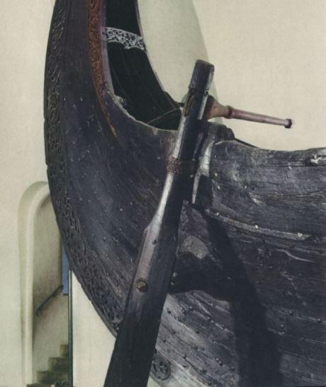 オセバーグ 船 11
