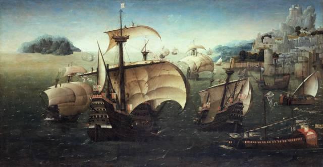 大航海時代の幕開けと、冒険者たちのイベリア船 (1420年頃~1600年頃 ...