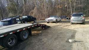 Geeting her loaded for her trip from Michigan to texas. tempResized_20170221_175532Resized_20170221_