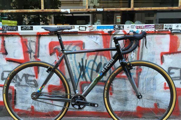 Foto Fahrrad Marke Cinelli