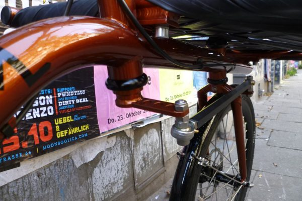 Foto Fahrrad Marke Omnium