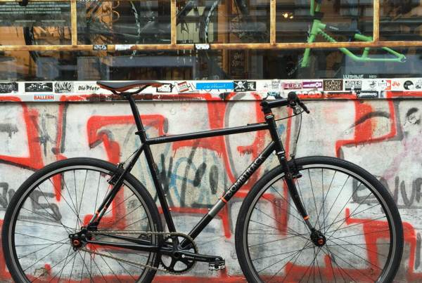 Foto Fahrrad Marke Bombtrack