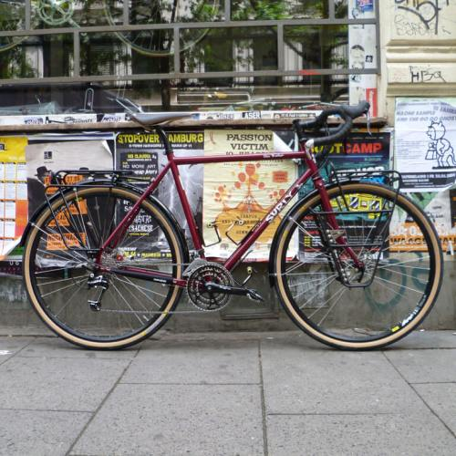 Foto Fahrrad Marke Surly