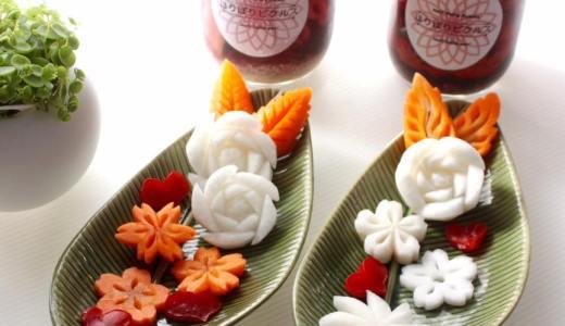 野菜やフルーツのカービング講座_2019-04-17