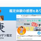 ザツ鑑定074|すぅさん(感想)