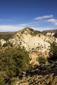 Hiking Southern Utah Northgate Peaks North Guardian Angel