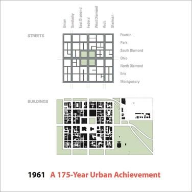 1961 - Allegheny City's 36 blocks