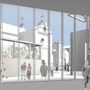A new cultural institution reshapes El Pueblo, the most historic urban landscape in Los Angeles