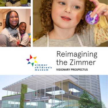 The Zimmer Children's Museum pursues options for a new flagship location to carry on its institutional mission