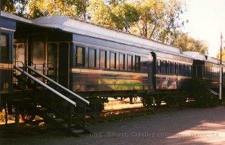 AUT - Motel à Barrossa Valley dans des anciens wagons de chemin de fer