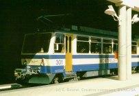 CH - MVR (MTGN) Beh 4/8 301 à Montreux
