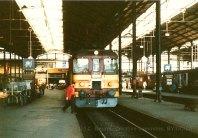 CH - CFF, De 4/4 (ligne du Seetal) à Luzern