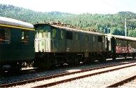 CH - Classic Rail ex-Be 4/4 EBT à St-Sulpice