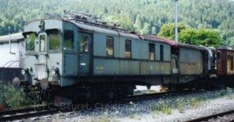 CH - Classic Rail ex-De 4/5 du BLS