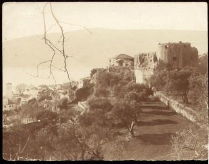 H kn2 354 Castelnuovo Hereg Novi 1915 16